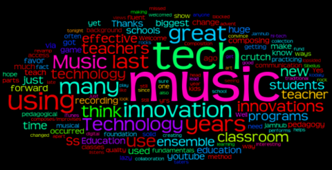 Music + Science + Technology
